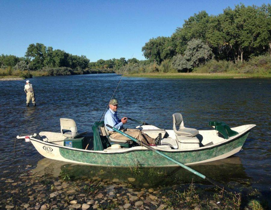 Montana Bighorn River Fishing Lodge