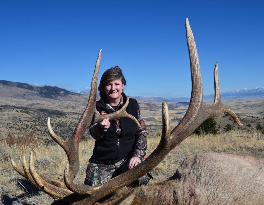 Montana Elk Hunt - Bozeman