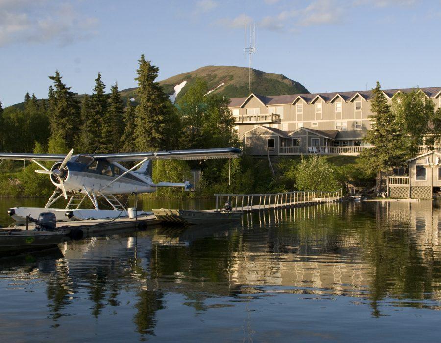 Alaska Fly-out Fishing Lodge
