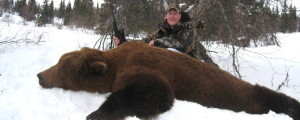 Alaska Moose Hunt and Bear Hunt - Dillingham
