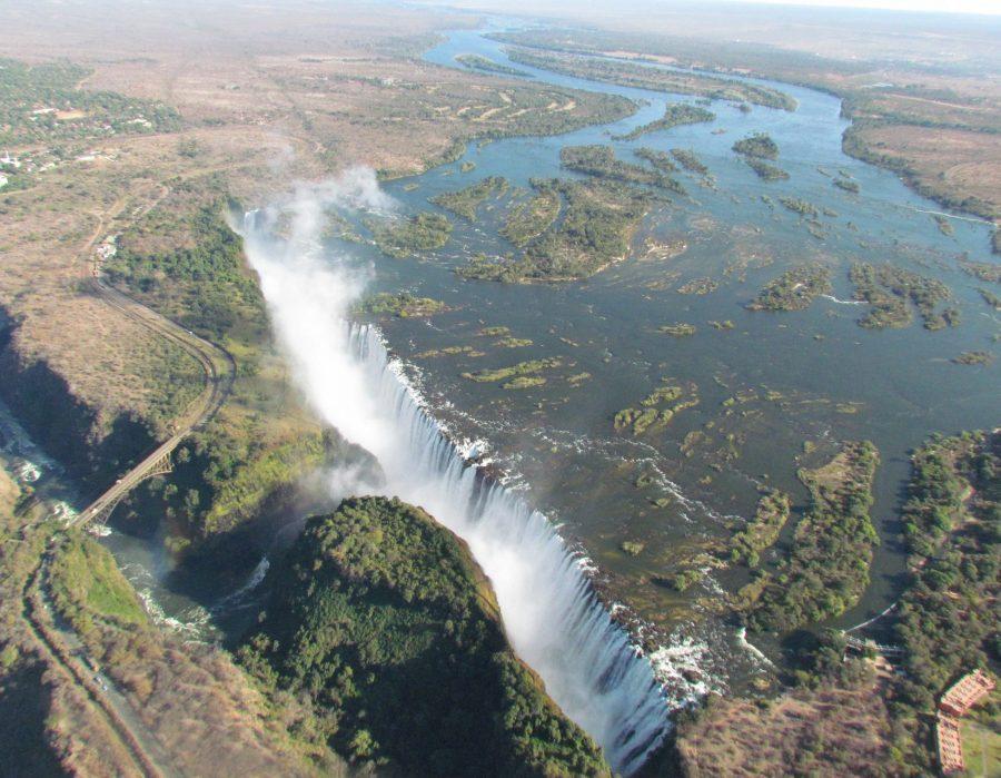 Victoria Falls to Botswana Photo Safari