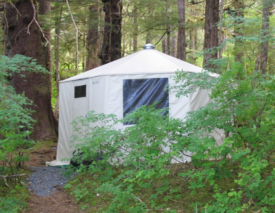Alaska Fishing Tent Camp - Sitka