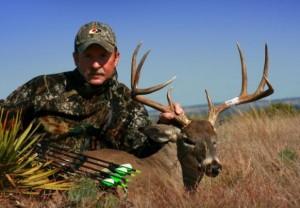 Texas Free Range Whitetail Hunt San Angelo