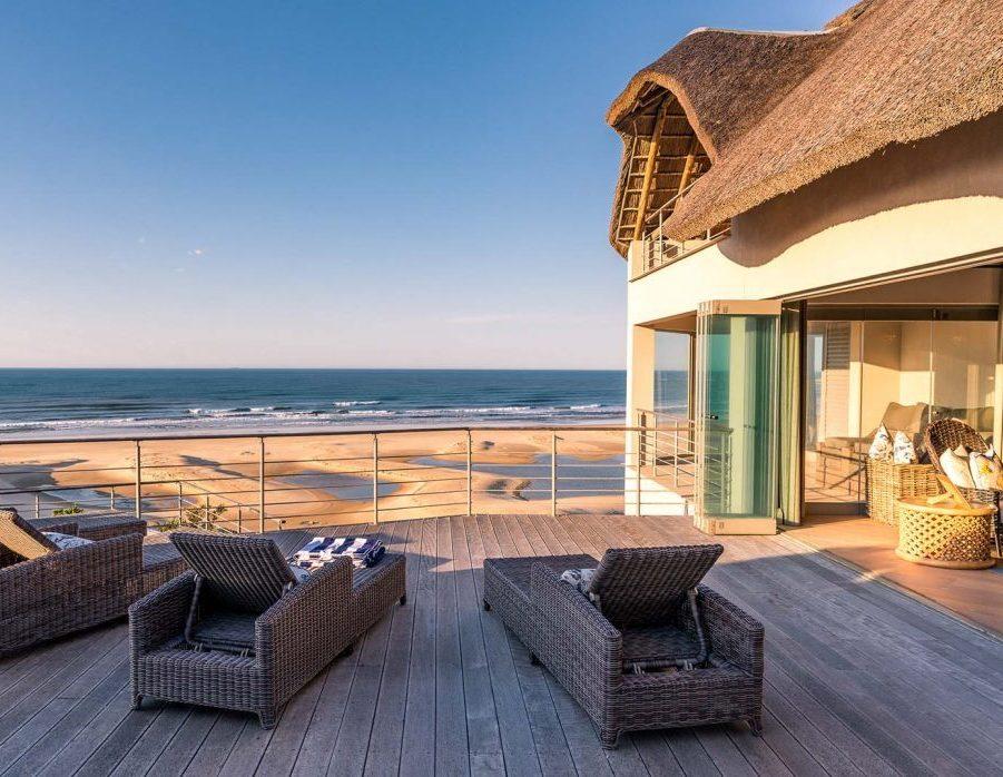South Africa Luxury Hunting Safari - Beach