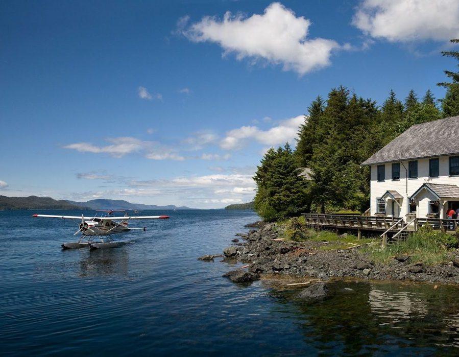 Alaska Salmon Fishing Lodge - Ketchikan