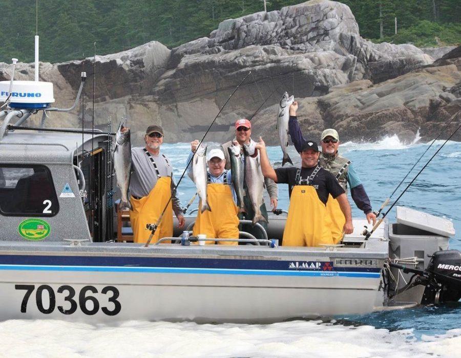 Alaska Salmon Fishing Lodge – Ketchikan