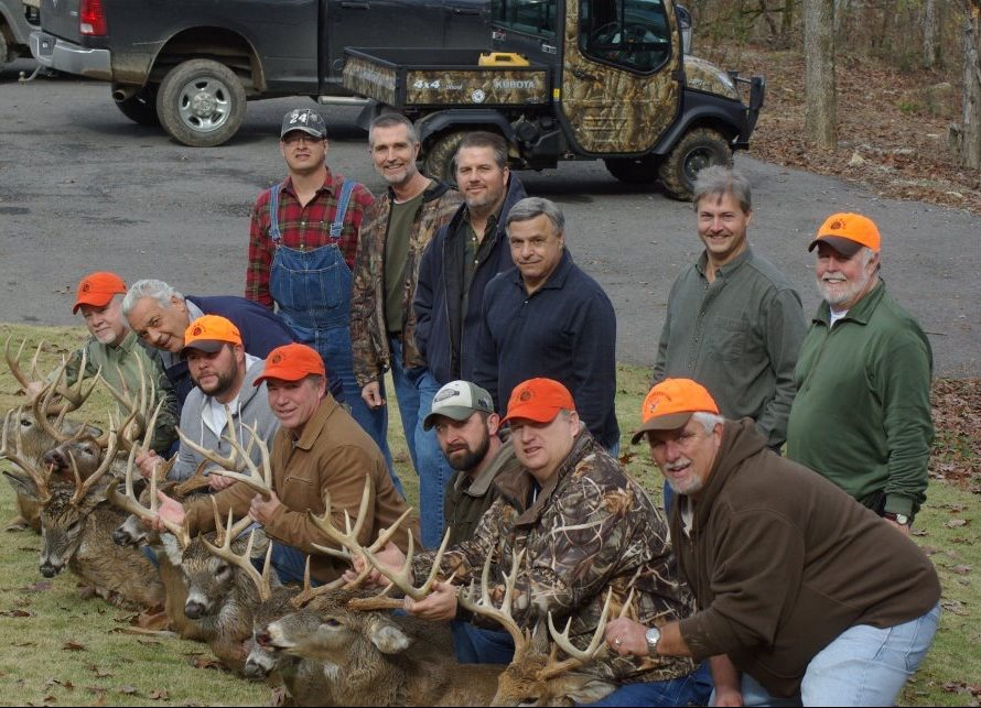 Corporate Hunting Trips