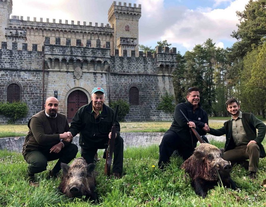 Italy Big Game Hunting & Touring
