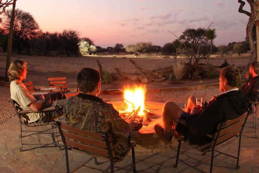Namibia Hunting Safari