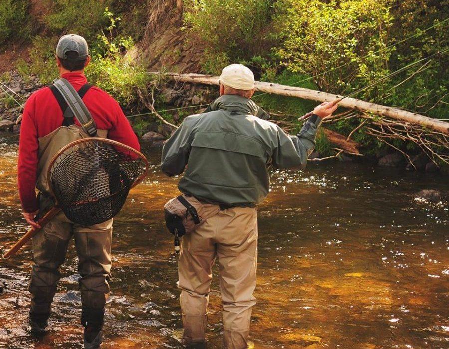 Colorado Fishing Lodge